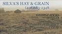 Silva's Hay and Grain